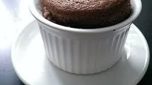 nutella soufflé