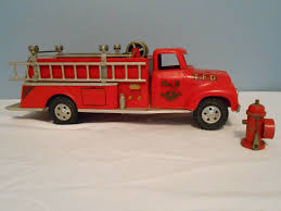 100 Fire Truck Accessories Vintage 1955 Tonka No 950 6 Suburban Pumper With