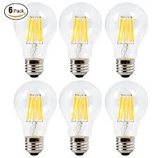 buy sunmeg a19 4w led filament bulb led flood light bulbs