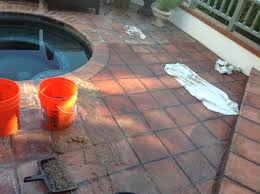 Custom Building Products Tilelab 1 2 Gal Gloss Sealer And Finish by Oops Your Lacquer Sealer Failed Again Mexican Tile