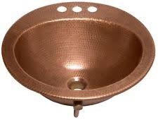 Belle Foret Copper Sink by Barclay Pscsb3028 Ac Wade 18 Round Copper Sink Flat Bottom Ac Ebay