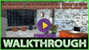 Bathroom Escape Walkthrough Afro Ninja by Brick Building Escape Walkthrough Episode 1 Full Youtube