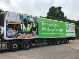 100 Good Truck Names Fowler Welch Names FareShare As Charity Of The Year FareShare