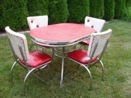 Retro 1950 Kitchen Chairs