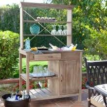 Patio Serving Cart Fancy Ideas Barn & Patio Ideas