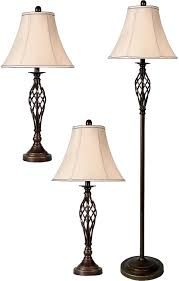 Ashley Furniture Tiffany Lamps by Set Of Two Table Lamps With For Bedroom Decorate My House And 3