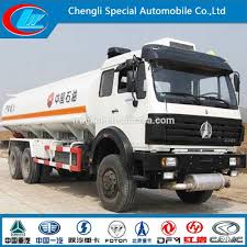 100 Tank Truck China New Northbenz Fuel Er 8X4 Oil 31ton Fuel