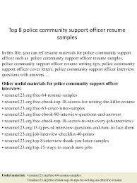 Police Officer Resume Sample Best Nypd Examples
