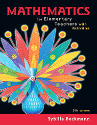 Mathematics For Elementary Teachers With Activities Plus MyLab Math Title Specific Access Card Package 5th Edition