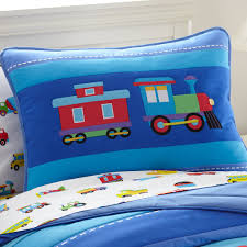 Train Airplane Fire Truck Toddler Boy Bedding 4pc Bed Awesome Ideas ...