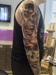 Diego Alejandro Tattoos Jason Butcher Skin Color For
