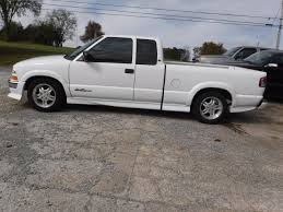 100 2000 Chevy Trucks S10 Xtereme LS Sharp Loaded Truck W Ground Effects