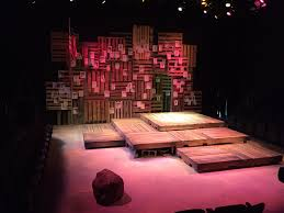 New York scenic designer Jordan Janota explores the concept of
