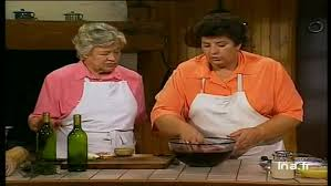 cuisine de maité jarret de boeuf paysanne langoustines poêlées vidéo ina fr