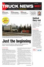 100 Rj Trucking Truck News West March 2019 By Annex Business Media Issuu