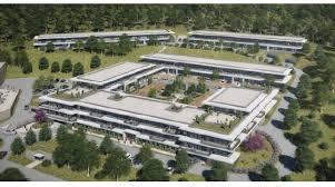 immobilier de bureaux economie immobilier de bureaux les projets fleurissent sur