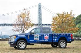 100 Toughest Truck Owners FORD FSERIES NOW OFFICIAL TRUCK OF THE NFL
