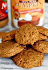 Libbys Pumpkin Orange Cookies by Pumpkin Peanut Butter Cookies Table For Two
