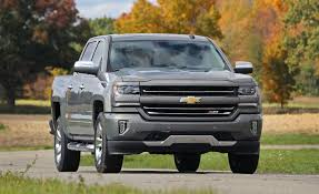 2017 Chevrolet Silverado 1500 | Review | Car And Driver