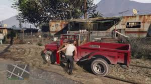 100 Gta 5 Trucks And Trailers GTA Michael Attempts To Steal Trevors Truck Gta