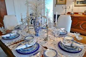 40 Fresh Blue Christmas Decorating Ideas