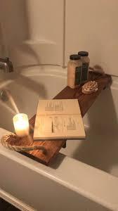 Teak Bath Caddy Au by Best 25 Bathtub Tray Ideas On Pinterest Bath Board Bath Caddy