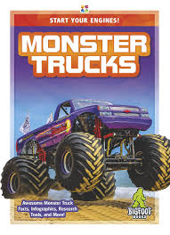 100 Bigfoot Monster Truck History S Martha London 9781644942178 Amazoncom Books