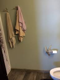 Deer Antler Curtain Holders by Deer Antler Towel Holders And Toilet Paper Holder Things We U0027ve