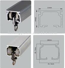 Heavy Bag Ceiling Mount Track by Ceiling Mounted Curtain Track Uk Extension Chains Hgtv Video