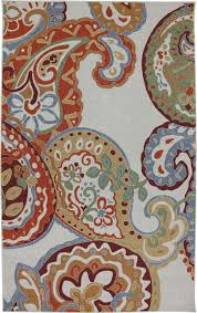 Paisley Escape Rug from Concord by American Rug Craftsmen