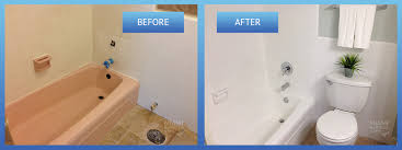 chic resurfacing bathroom tiles how to refinish outdated tile yes