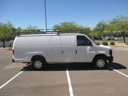 USED 2012 FORD E250 PANEL - CARGO VAN FOR SALE IN AZ #2369