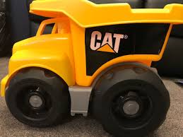 100 Large Dump Trucks Mega Bloks CAT Dump Truck