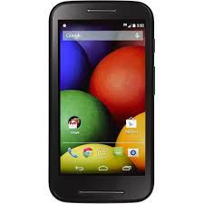 Tracfone Motorola E 3G Android Prepaid Smartphone Walmart