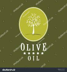 Olive tree Olive oil Vector olive tree For labels pack