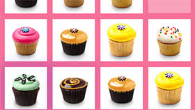 PLAY NOW 2048 Cupcakes