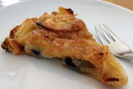 toskanischer apfelkuchen mit viel apfel und wenig teig
