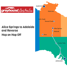 Do Greyhound Australia Buses Have Toilets by Greyhound Bus Pass Hop On Hop Off Alice Springs To Adelaide