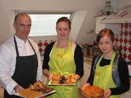 cours de cuisine morbihan cours de cuisine pour enfant chef evenno dans le morbihan
