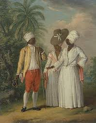 Free Natives Of West Indies By Agostino Brunias 1770
