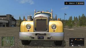 100 Old Mack Trucks OLD MACK B61 V8 TRUCK V10 FS17 Farming Simulator 2015