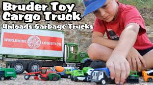 Garbage Truck Videos FOR CHILDREN L Bruder Toy Cargo Truck Filled ... Toy Trash Truck World Of Garbage Trucks Videos For Children L Unboxing Bruder Rear Loader First Gear Sale Best Resource Pictures Ceramic Tile Amazoncom Bruder Toys Man Side Loading Orange The Top 15 Coolest In 2017 And Which Is For Kids Lovetoknow Matchbox Large Walmartcom Factory Learning Toddlers By Stock Illustrations 2608