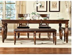 Kingston Dining Room Furniture Backless Bench W Cushion