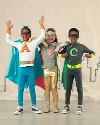 Halloween Town 3 Characters by Homemade Kids U0027 Halloween Costumes Martha Stewart