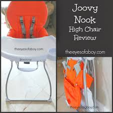 Joovy High Chair Nook by Joovy Nook High Chair Review Lightweight Space Saving High