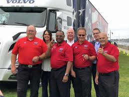 Volvo Donates New VNL 760 To ATA's America's Road Team Program ...