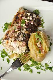 poisson a cuisiner mulet du bassin d arcachon à la sauce verte recette facile la