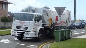 REMONDIS Sunshine Coast Waste Truck #2401 - YouTube