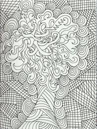 Cool Grown Up Coloring Pages Free Download 30529 And Printable