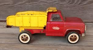 VINTAGE RED YELLOW Tonka Dump Truck - $12.50 | PicClick